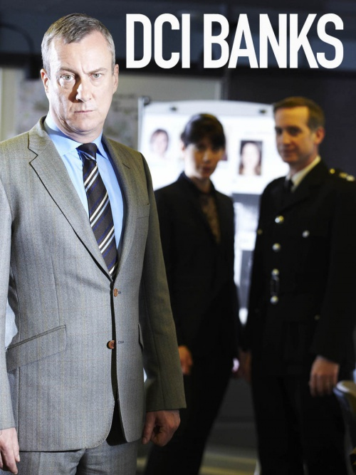 DCI Banks is officially renewed for series 6 to air in 2016