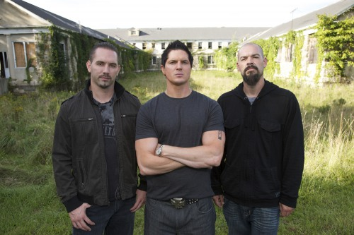 Ghost Adventures is officially renewed for season 13 to air in early 2017