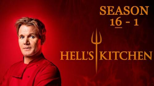 Hell's Kitchen season 16 broadcast