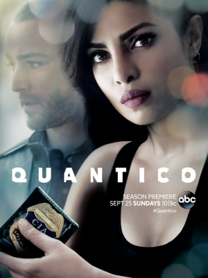 Quantico season 2 broadcast