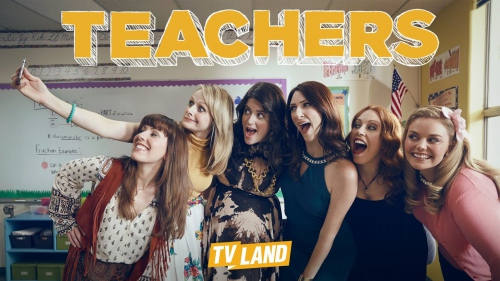 Teachers is officially renewed for season 2