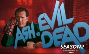 Ash vs. Evil Dead is officially renewed for season 2