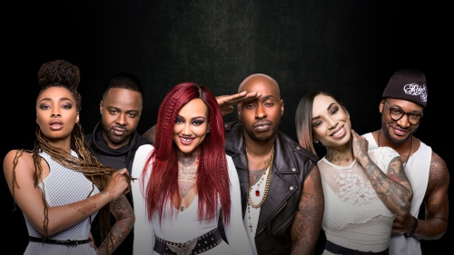 Black Ink Crew  is to be broadcast in 2017