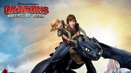 DreamWorks Dragons season 3 is to premiere