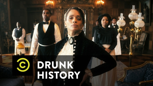 Drunk History is to be renewed for season 5
