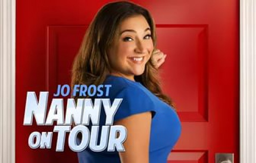 Jo Frost: Nanny On Tour is officially renewed for season 2