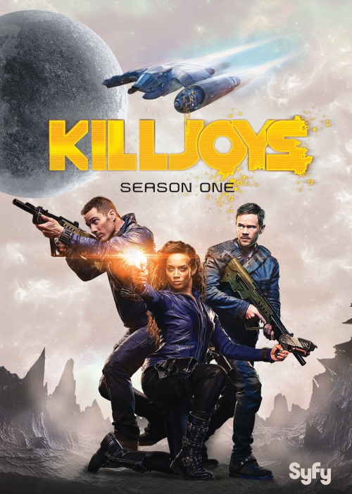 Killjoys is to be renewed for season 3