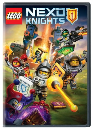 LEGO NEXO Knights is to be renewed for season 4