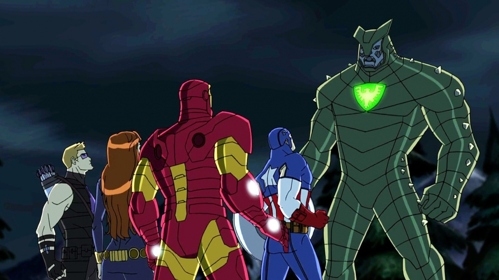 Marvel S Avengers Assemble Season 4 Is To Premiere In 2017