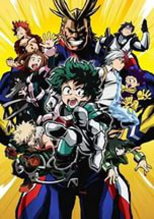 My Hero Academy is to be renewed for season 2