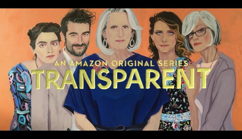 Transparent season 4 is to premiere in 2017