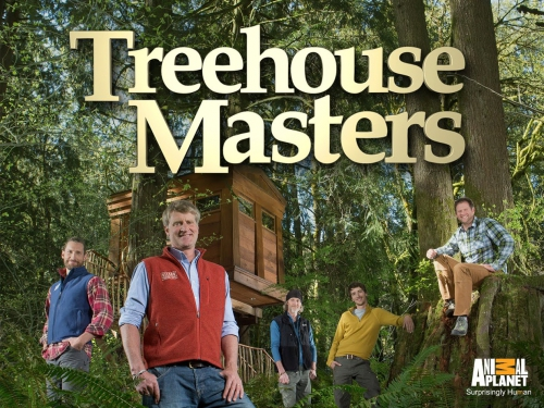 Treehouse Masters is officially renewed for season 6