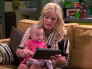 Melissa Peterman in Baby Daddy (2012)