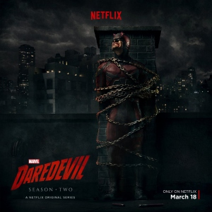 Daredevil season 3 is to premiere in 2018