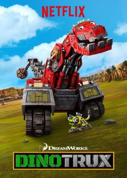 Dinotrux season 3 broadcast