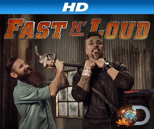 Fast N' Loud is officially renewed for season 9