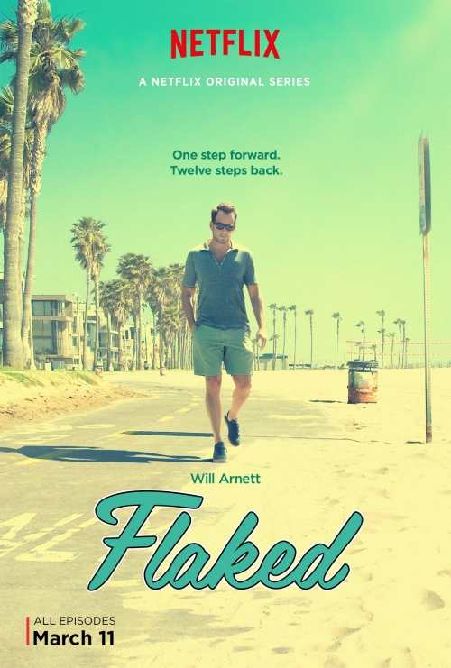Flaked is officially renewed for season 2 to air in 2017