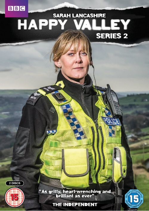 Happy Valley is officially for season 3