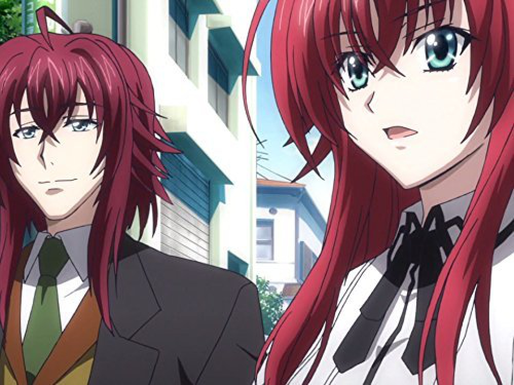 Highschool Dxd Staffel 4 Bs