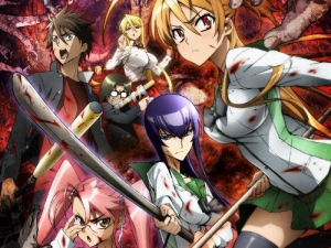 High School of the Dead is yet to be renewed for season 2
