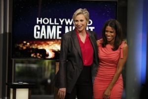 Jane Lynch in Hollywood Game Night (2013)