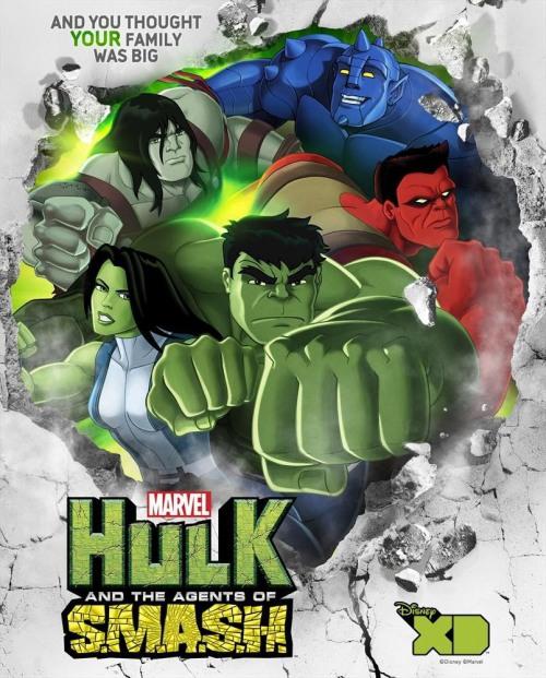 Hulk and the Agents of S.M.A.S.H. is yet to be renewed for season 3