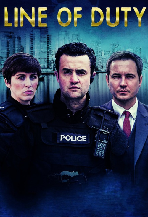 Line of Duty is officially renewed for series 4 to air in 2017