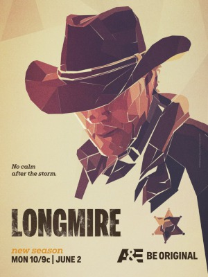 Longmire season 6 is to premiere in 2017