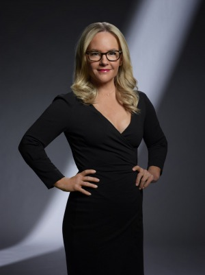 Rachael Harris in Lucifer (2015)