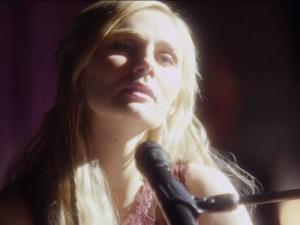 Clare Bowen in Nashville (2012)