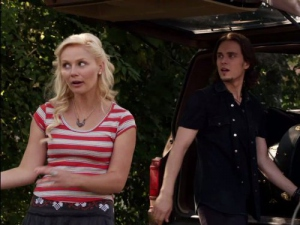 Jonathan Jackson and Clare Bowen in Nashville (2012)