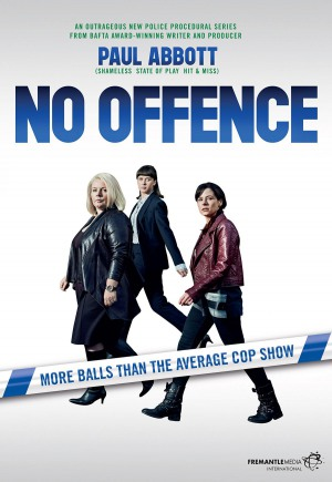 No Offence is yet to be renewed for season 3