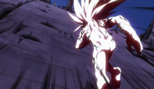 Toshiyuki Morikawa and Max Mittelman in One Punch Man (2015)