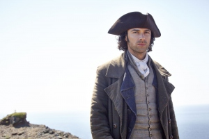 Aidan Turner in Poldark (2015)
