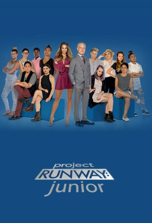Project Runway Junior is officially renewed for season 2