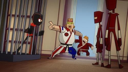 Randy Cunningham: 9th Grade Ninja is yet to be renewed for season 3
