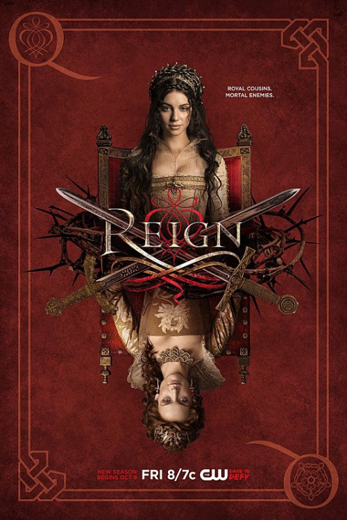 Reign season 4 is to premiere