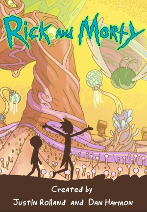 Rick and Morty season 3 broadcast