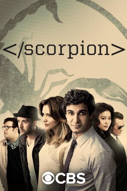 Scorpion season 3 broadcast