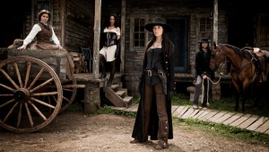 Strange Empire: Rise of the Women is yet to be renewed for season 2