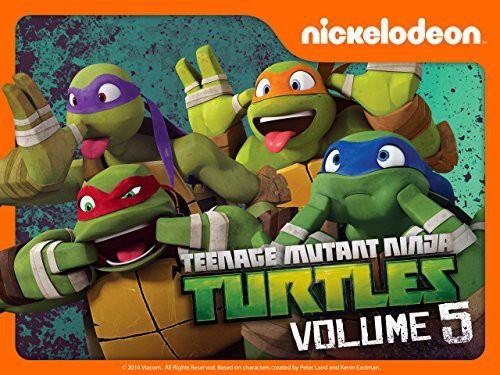 Teenage Mutant Ninja Turtles season 5 broadacst