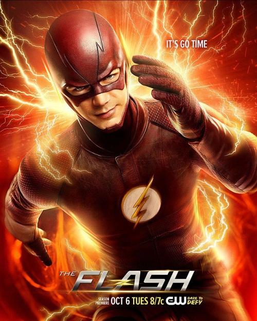 The Flash season 3 broadcast