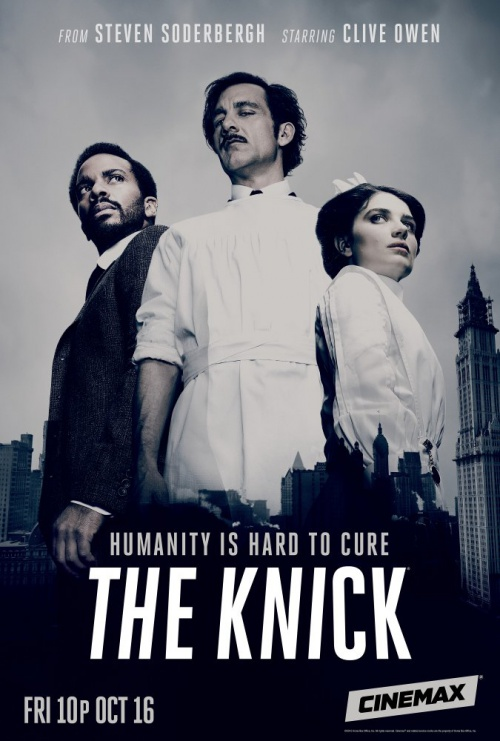 The Knick is yet to be renewed for season 3
