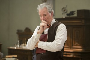 John Larroquette in The Librarians (2014)