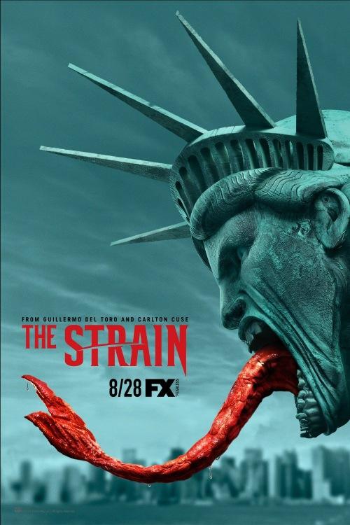 The Strain season 4 to premiere in 2017