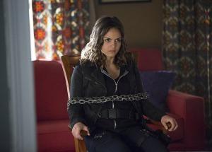 Leslie-Anne Huff in The Vampire Diaries (2009)