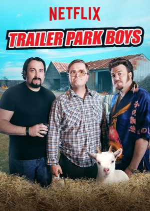 Trailer Park Boys season 11 is to premiere in 2017
