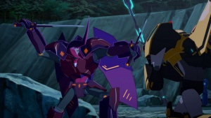 Fred Tatasciore in Transformers: Robots in Disguise (2015)