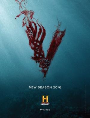 Vikings season 5 is to premiere in 2017