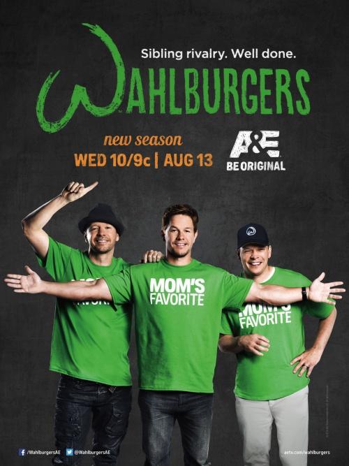 Wahlburgers is to be renewed for season 8